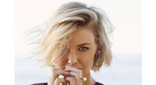 How to style a short bob