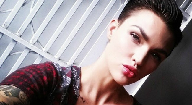 This New Ruby Rose Hairstyle Is A Fresh Take On The Buzzcut