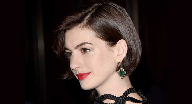 From Our Partner Anne Hathaway Haircut