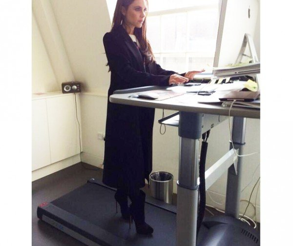 Standing Desks The Newest Office Trend With Health Benefits