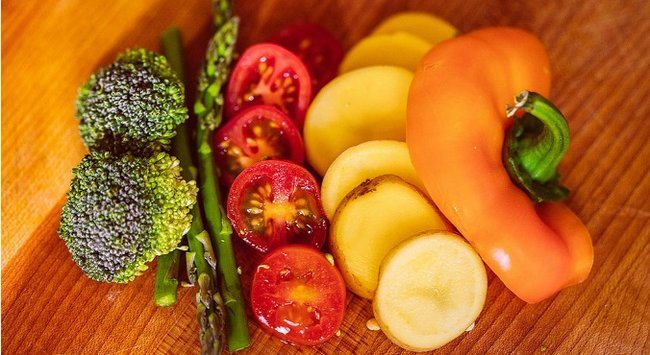 how to eat enough vegetables
