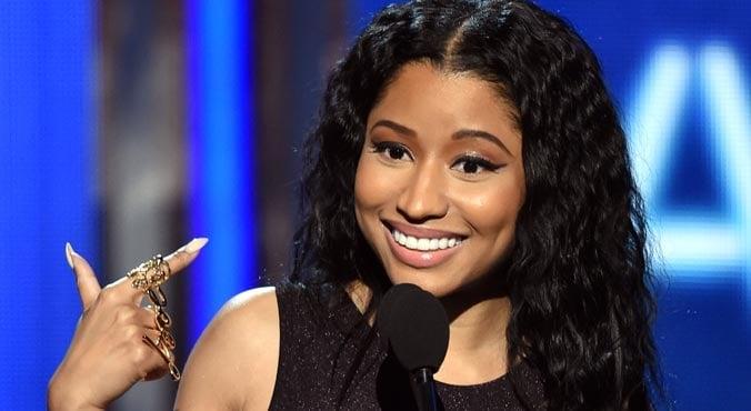 Nicki Minaj At The BET Awards 2014