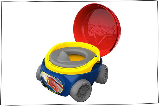 toilet training babies can be done