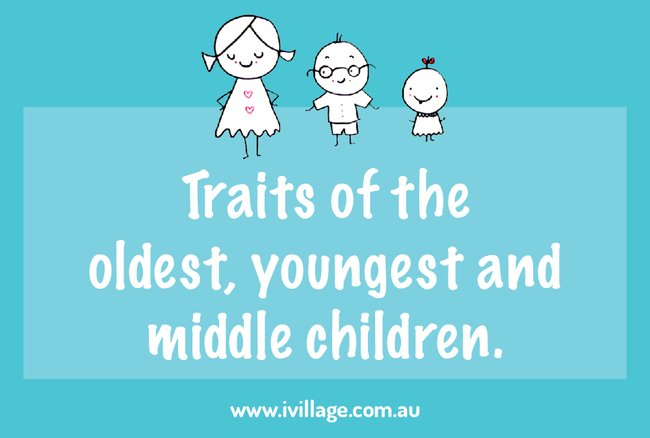 birth order on achievement personality traits and relationships Popular books invoke birth order for self-discovery, relationship tips,   newspapers and morning news shows debate the importance of the.