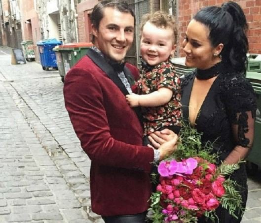 sophie cachia wedding