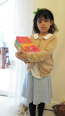 Awesome book week costume ideas what is your child dressing up as solutioingenieria Choice Image