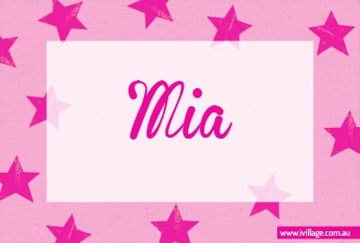 short and chic baby names