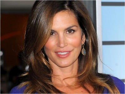 Here Is Cindy Crawford Unretouched Yes Its Very Beautiful Indeed