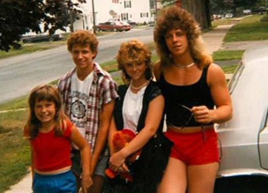 This Is Definitely The Worst 80s Fashion We Have Ever