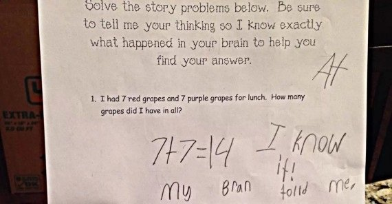 Check Out These Absolutely Hilarious Funny Homework