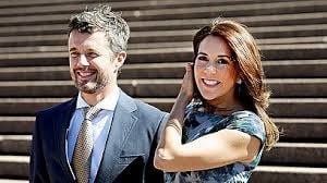 Princess Mary Prince Frederik