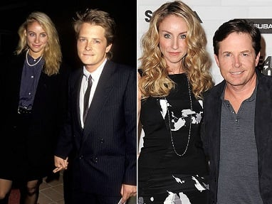 How to find true love like this amazing couple married for Michael j fox and tracy pollan love story
