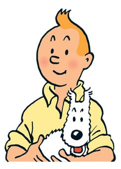 Kids' TV characters thought to be gay: TinTin