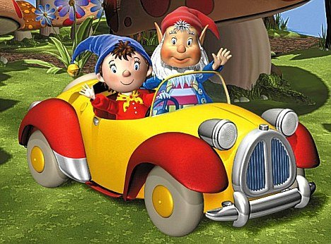 Kids' TV characters thought to be gay: Noddy