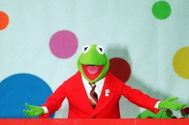 Kids' TV characters thought to be gay: Kermit