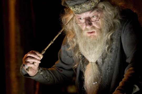 Kids' movie characters thought to be gay: Dumbledore