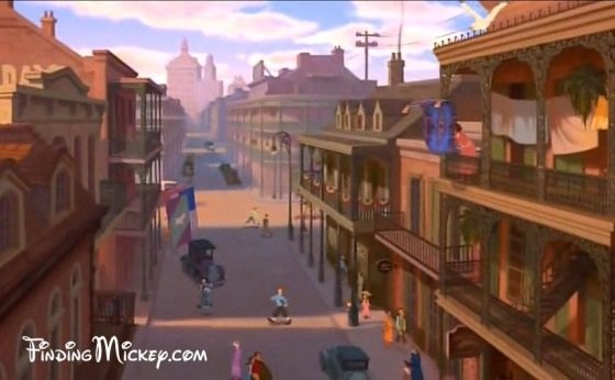 Disney characters hidden in other Disney movies