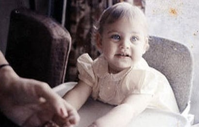 Your daily dose of cute: Your favourite celebrities as babies