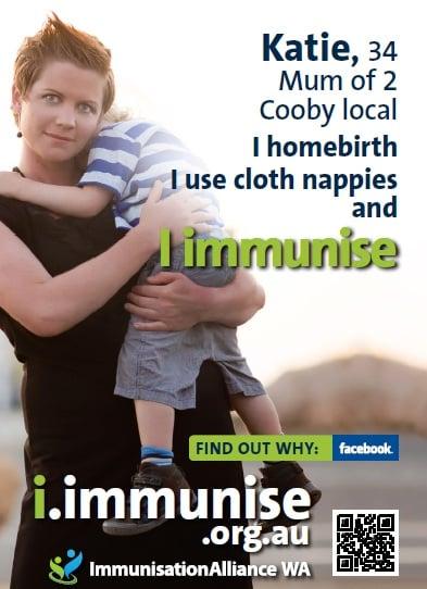 Faces of I immunise