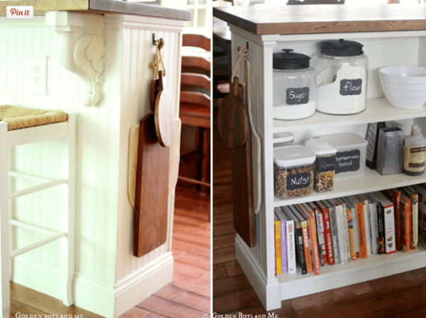 Credenza Billy Ikea : Transform your ikea billy bookcase with these fun diy projects