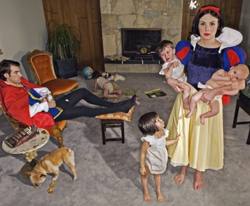 Happily-never-after: Disney princesses 20 years later