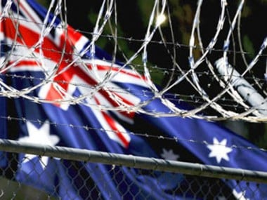 Women and children being used to test Rudd's policy on asylum seekers