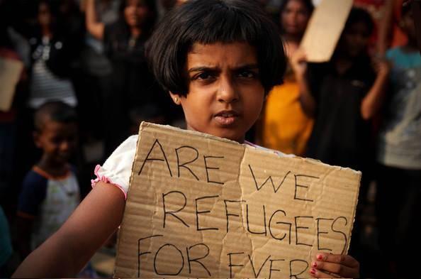 Refugee tragedy