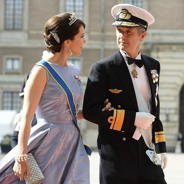 princess mary prince fredrik