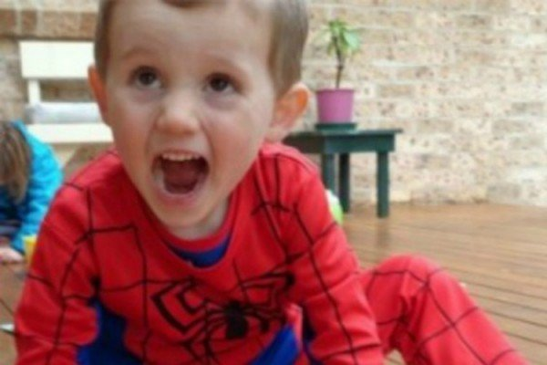 William Tyrell toddler missing