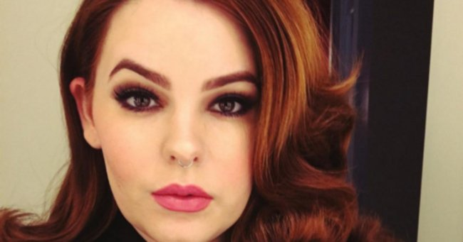 Tess Holliday Pregnancy Quot It S Okay Not To Have A Perfect