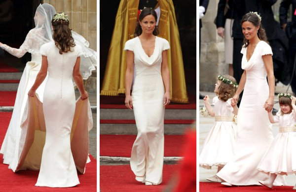 Will kate middleton be at pippa 39 s wedding we know all for Kate middleton wedding pippa dress