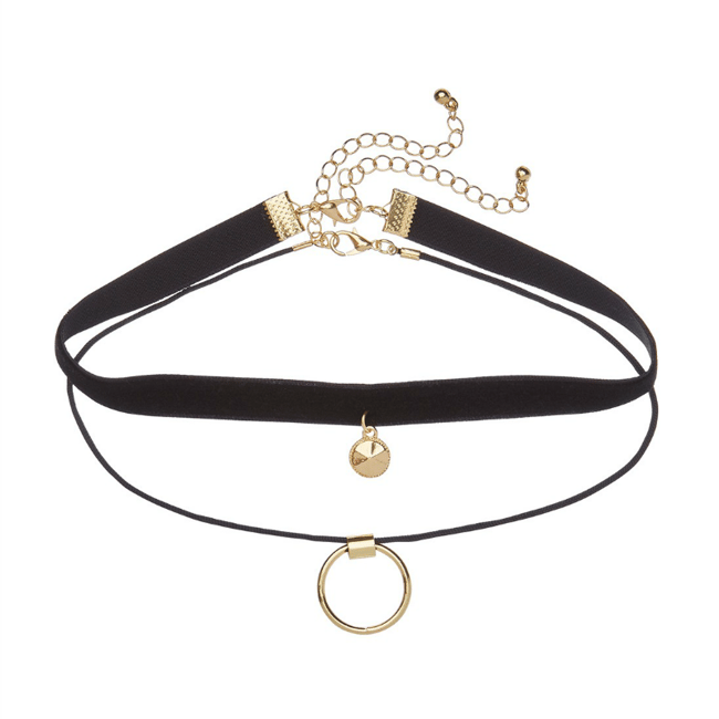 What It Means To Wear A Choker