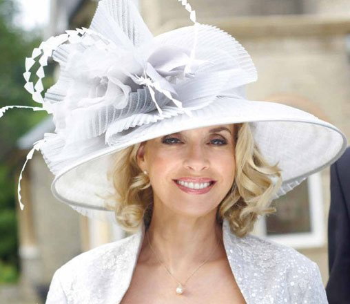 Hat Styles For The Bride's Mother