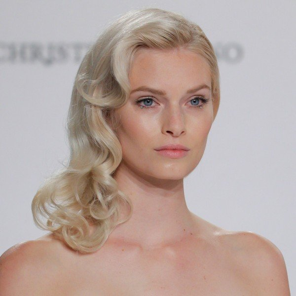 Christian Bridal Hairstyle: The 12 Best Hair Looks From Bridal Fashion Week 2016
