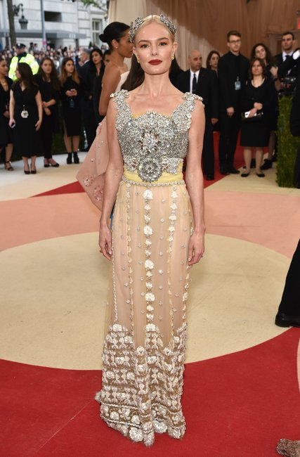 Kate Bosworth met gala 2016 getty