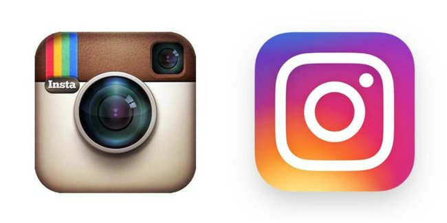 Instagram Is Updated with New Icon and White Design