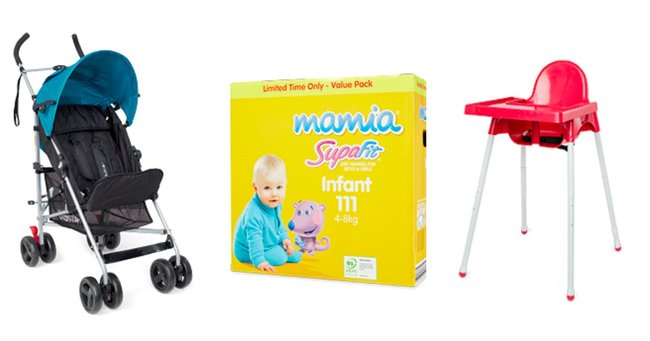 The five best deals at the ALDI Baby Buy event.