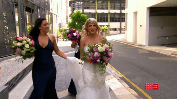 married at first sight same-sex couple
