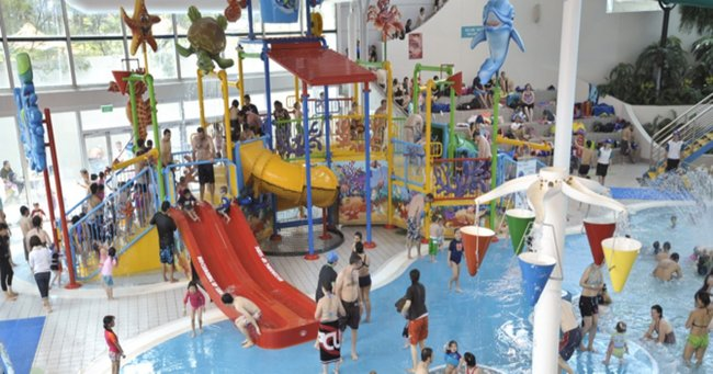 Mother Allegedly Sexually Assaulted In Aquatic Centre Pool While Holding Her 2 Year Old Mamamia