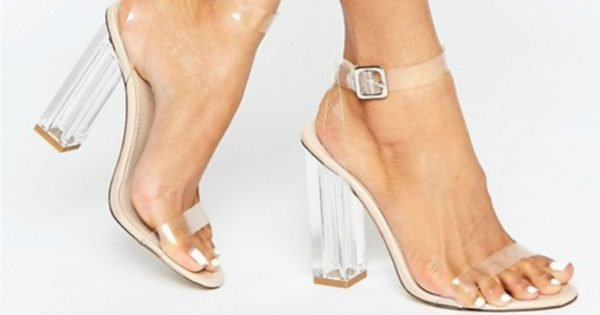 Kim Kardashian Plastic Shoes A Fashion Trend Is Born