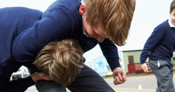 how to make my autistic boy stop hurting other children