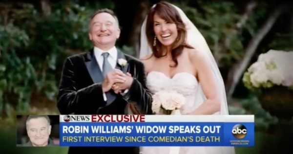Robin Williams' widow writes about her husband's final months.
