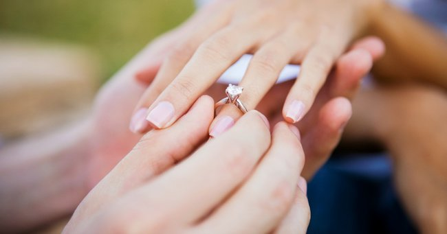 Finger For Wedding Ring 31 New This is the world