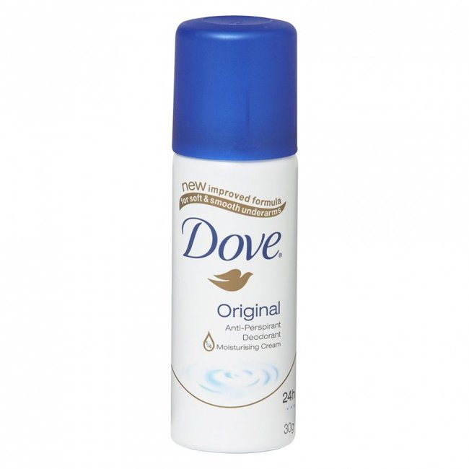 Dove Deodorant, $2.72