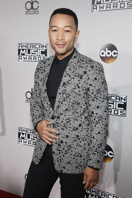 John Legend 2016 AMAs