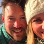 Eddie Perfect and Lucy Cochran