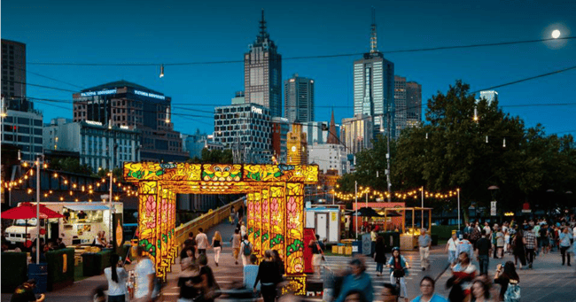 summer activities in melbourne