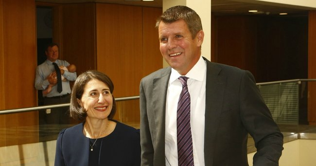 Gladys Berejiklian's role as Premier is not about her