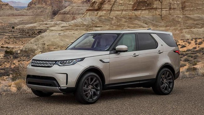 2017 land rover discovery review australian price and features. Black Bedroom Furniture Sets. Home Design Ideas