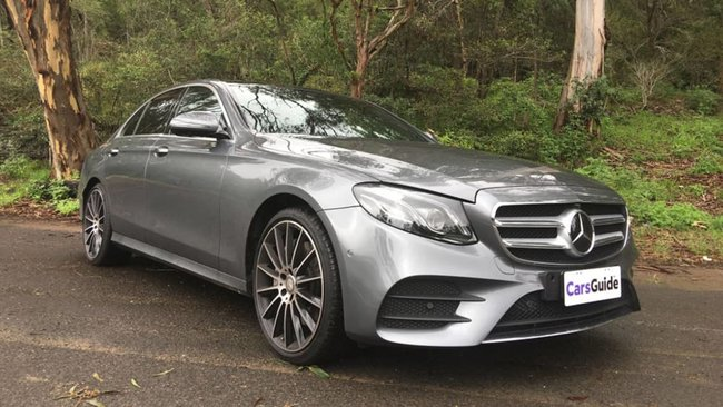 Mercedes benz e400 review 2017 australian price and specs for Mercedes benz 2017
